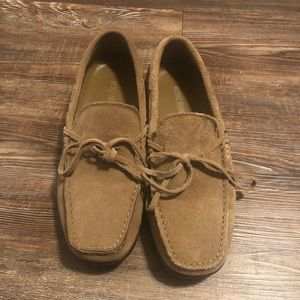 Michael Shannon Moccasin Drivers